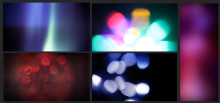 دانلود انواع ترانزیشن نوری برای موزیک ویدیو