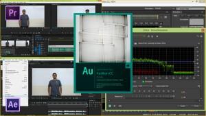 آموزش فارسی تنظیم صدا در نرم افزار Adobe Audition