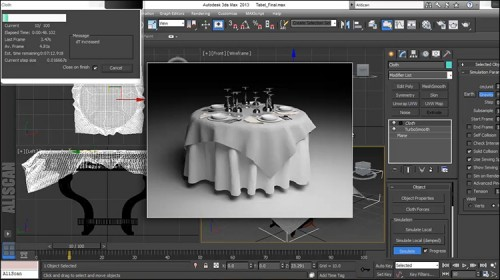 Tutorial Create Cloth In 3dMax