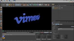 آموزش ساخت نوشته سه بعدی در نرم افزار Cinema 4d