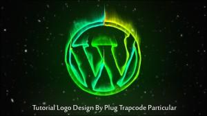 Tutorial Logo Design By Plug Trapcode Particular