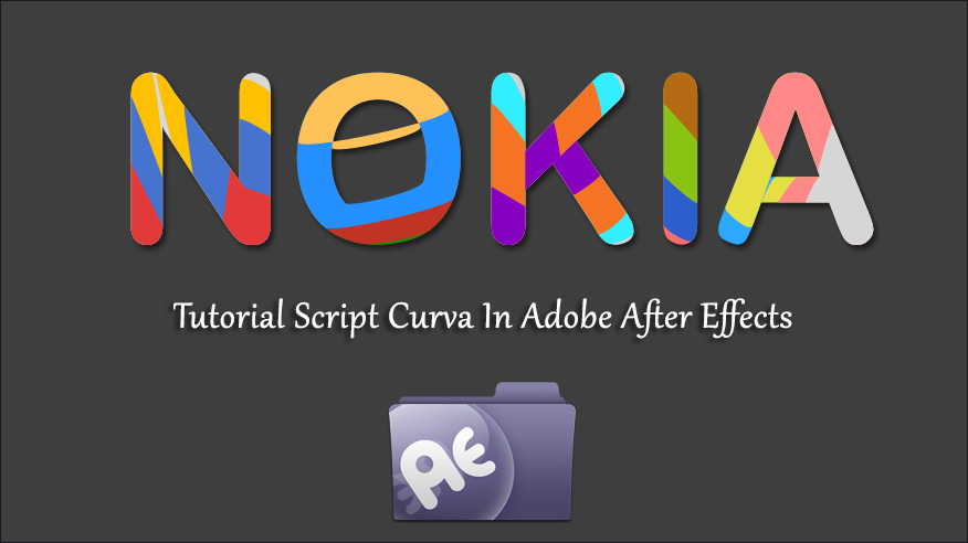 Tutorial VH Curva Script in After Effects