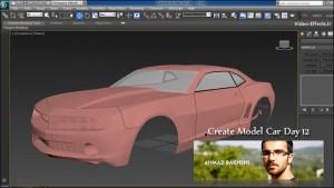 create model car day 12