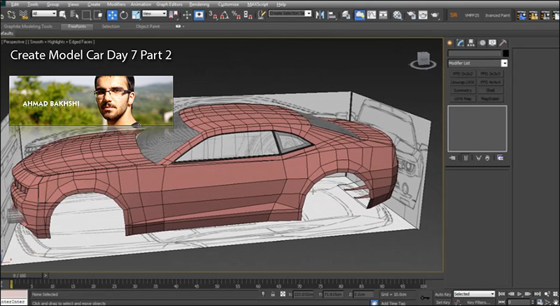 create model car day 7 part2