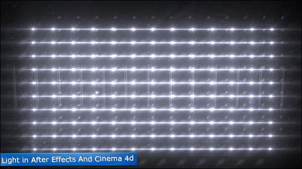 آموزش نور در نرم افزار Cineam 4d
